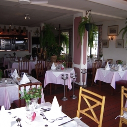 Dona Amelia Restaurant Funchal interior